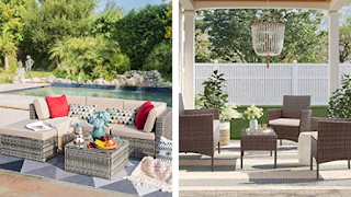 Must Have Patio Sets For Every Budget - Being Ecomomical