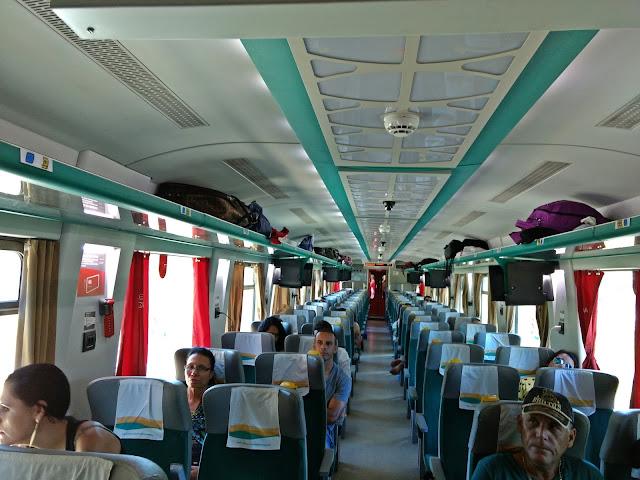 Saiba como é a viagem de Trem de Vitória a Belo Horizonte