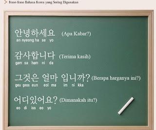 """""""cara Cepat Belajar Bahasa Korea"""""""