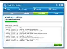 free winzip driver updater register key