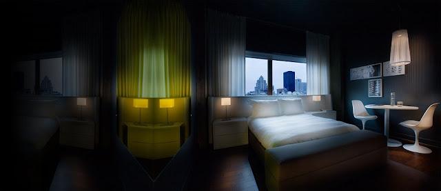 Hotel Zero 1 em Montreal