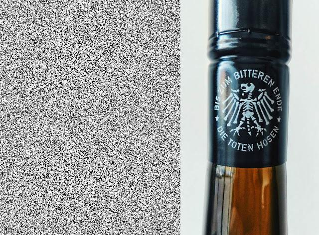 Riesling Weißes Rauschen für die Band Tote Hosen vom Weingut Tesch