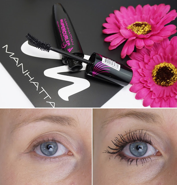 "Manhattan - Supercurler Mascara - ""Bye bye Wimpernzange!"""