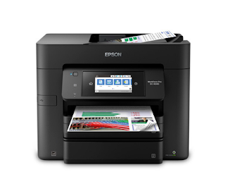 Epson WorkForce Pro EC-4040 Drivers Download