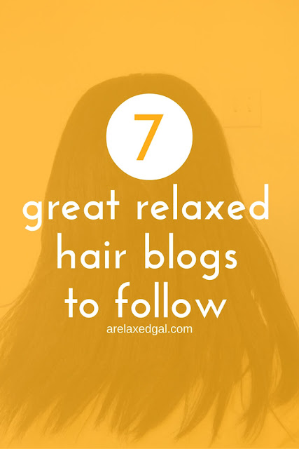 There are still relaxed hair bloggers out there! Check out my list of relaxed hair bloggers that I follow. | arelaxedgal.com