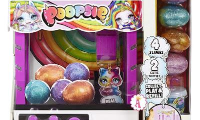 Автомат с игрушками Poopsie Claw Machine