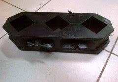 Darmatek Jual Cetakan Mortar - Cement Cube Mold