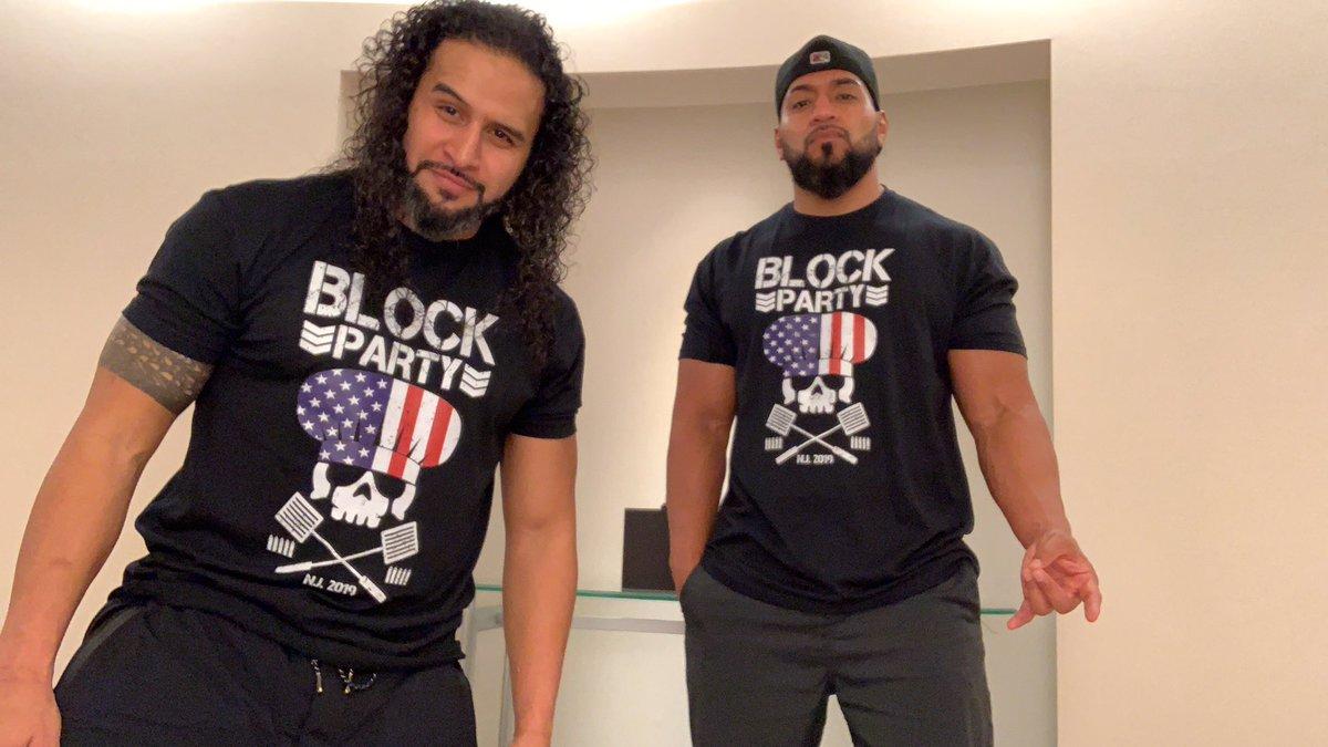 Guerrillas of Destiny fazem aparição no NJPW Resurgence