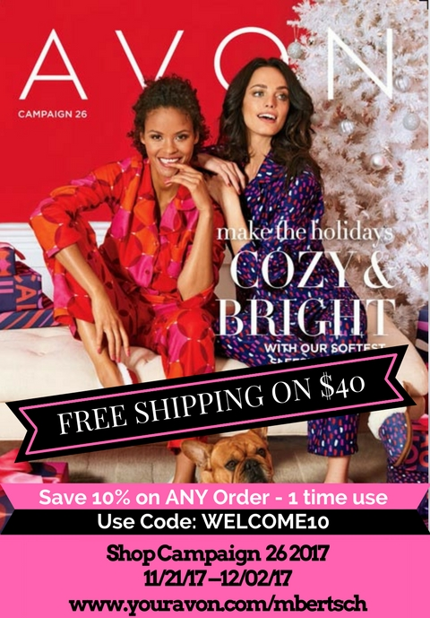 Avon Campaign 26 2017 Brochure - Current Catalog Online