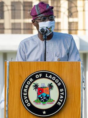 #ENDSARS: Sanwo-Olu ordered OP MESA to kill protesters at Lekki - Coalition alleges