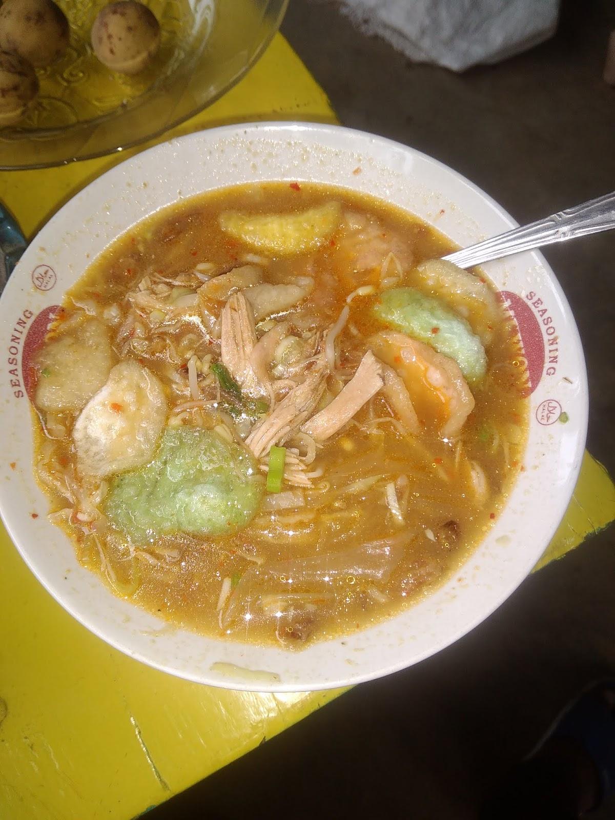 Resep Kuah Soto : resep, Resep, Kacang, Cilacap