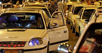 """تعرف على تعريفة """"التاكسي الأبيض"""" بعد ارتفاع أسعار البنزين"""