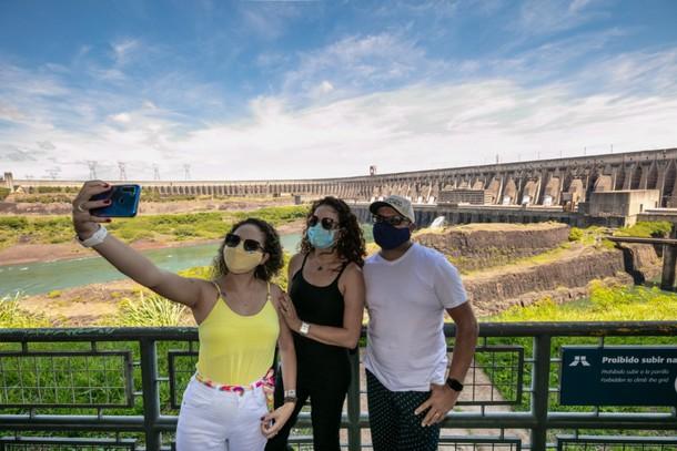"""Moradores de Foz e região podem aproveitar passeios na Itaipu """"na faixa"""""""