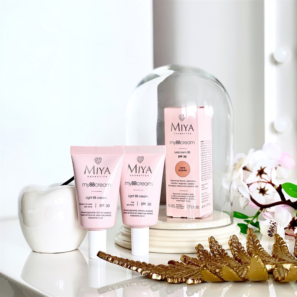 MIYA Cosmetics krem bb blog