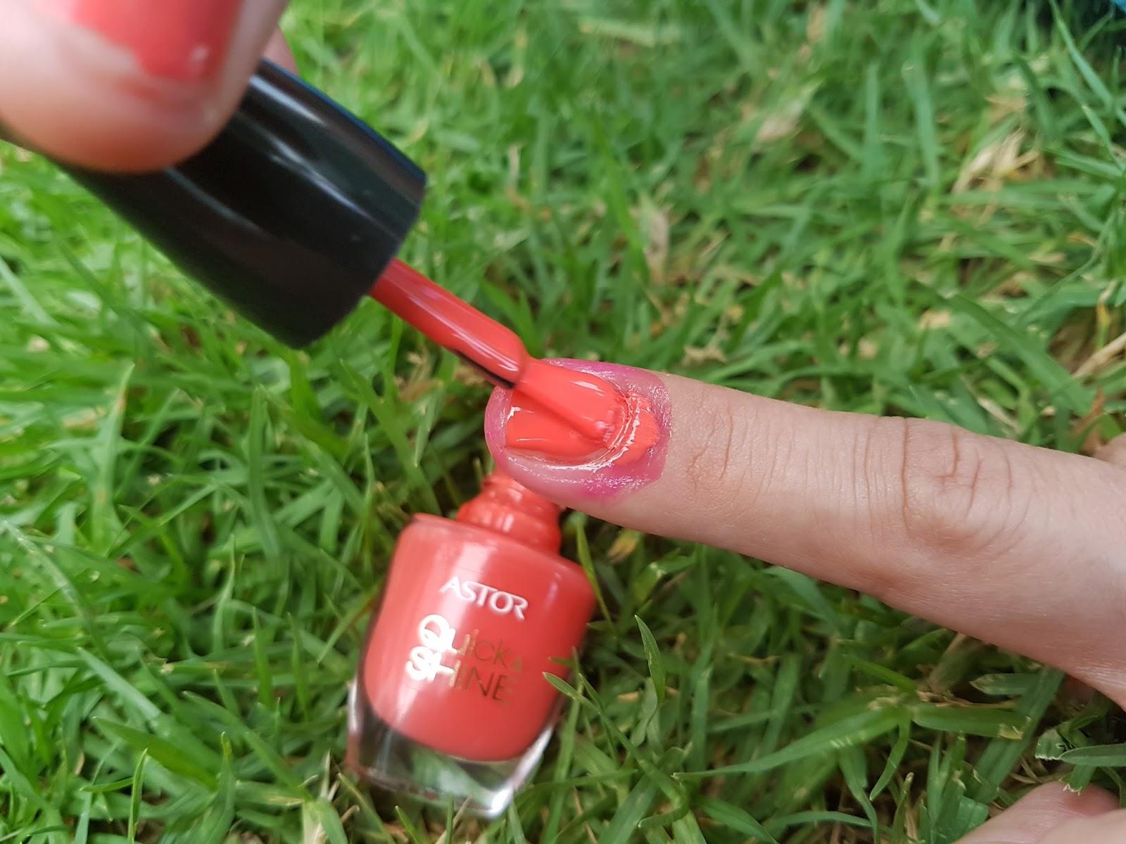 El Rincon de Ro: Cómo Pintarte las Uñas sin Salirte y Mancharte la Piel