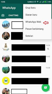 Cara membuka WhatsApps di Komputer (PC)