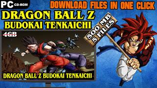 DRAGON BALL Z BUDOKAI TENKAICHI PC DOWNLOAD