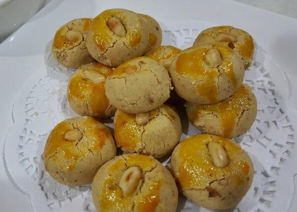 biskut kacang