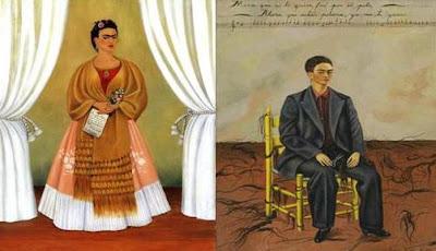 Hilst%2Be%2BKahlo Imagem%2B2 - As vozes do feminino nas obras de Hilda Hilst e Frida Kahlo