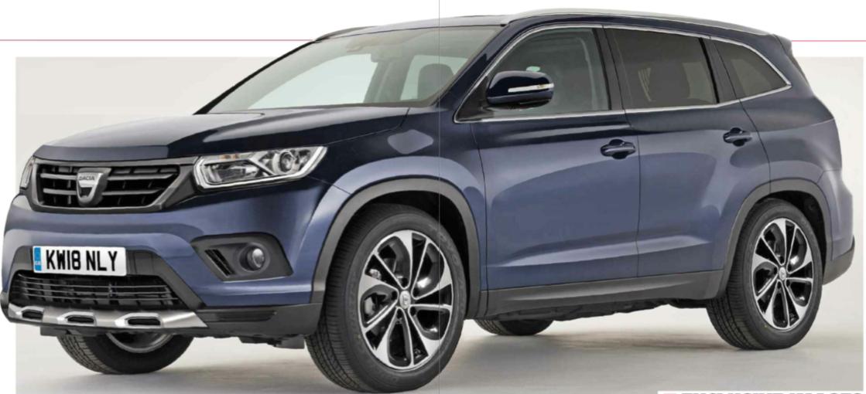 Nuova Dacia Duster 2017/2018