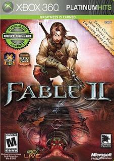 Fable II: Platinum Edition (X-BOX360)