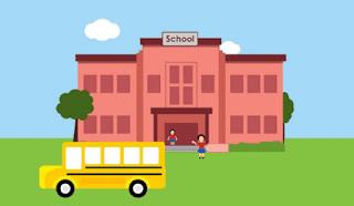 Perbedaan antara sekolah negeri dan sekolah swasta