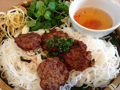 Bun cha, what a smelling of kebab! 2