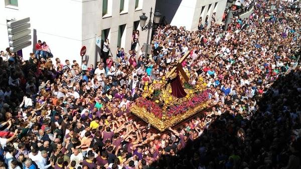 El Nazareno de Priego dará la bendición por internet el Viernes Santo