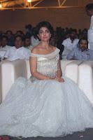 Shriya Saran in Stunning White Off Shoulder Gown at Nakshatram music launch ~  Exclusive (48).JPG