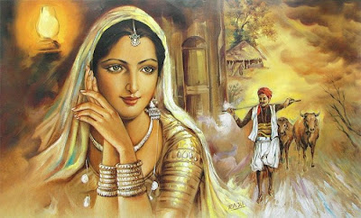 Indian Painting This Is Quite Good