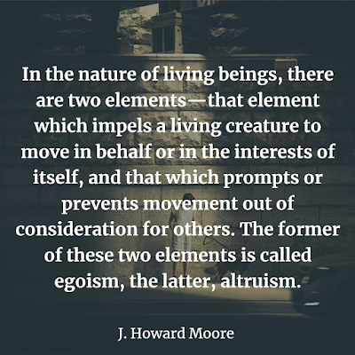 Best J. Howard Moore quotes