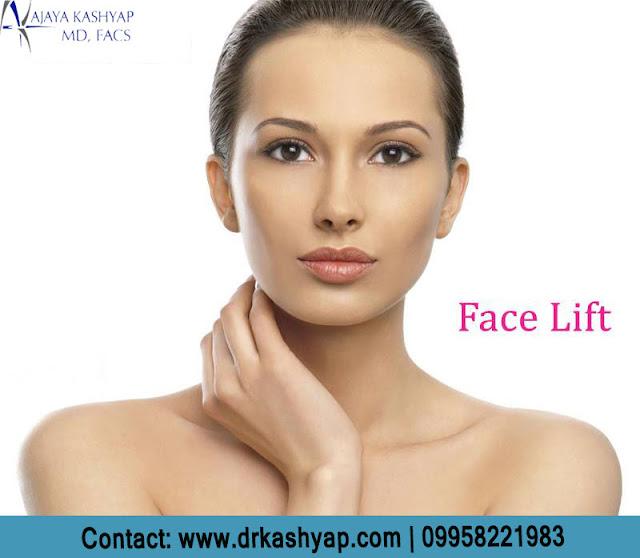 facelift, faceliftsurgery, facsurgery, faceliftsurgerycost, faceliftsurgeon, southdelhi, india, cosmeticsurgery