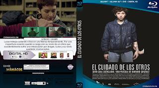 CARATULA EL CUIDADO DE LOS OTROS 2019[COVER BLU-RAY]