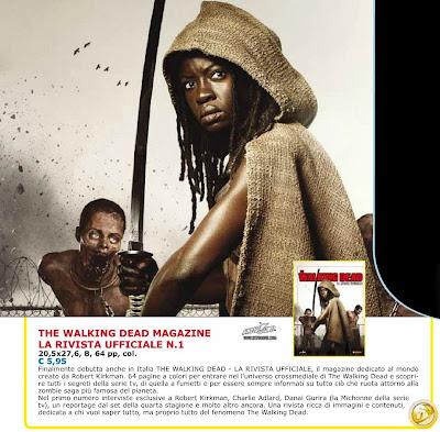 The Walking Dead - il magazine ufficiale #1 (da Mega 193)