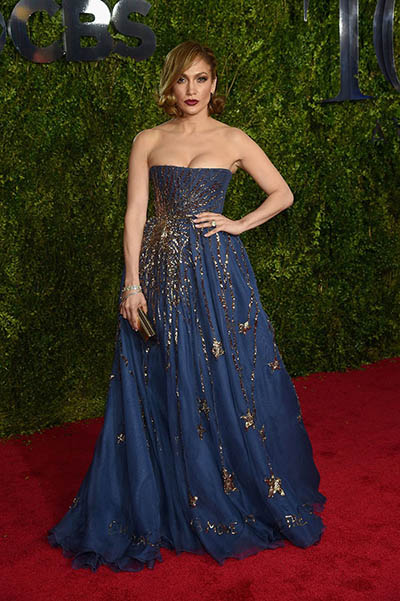 Jennifer Lopez - Tony Awards 2015
