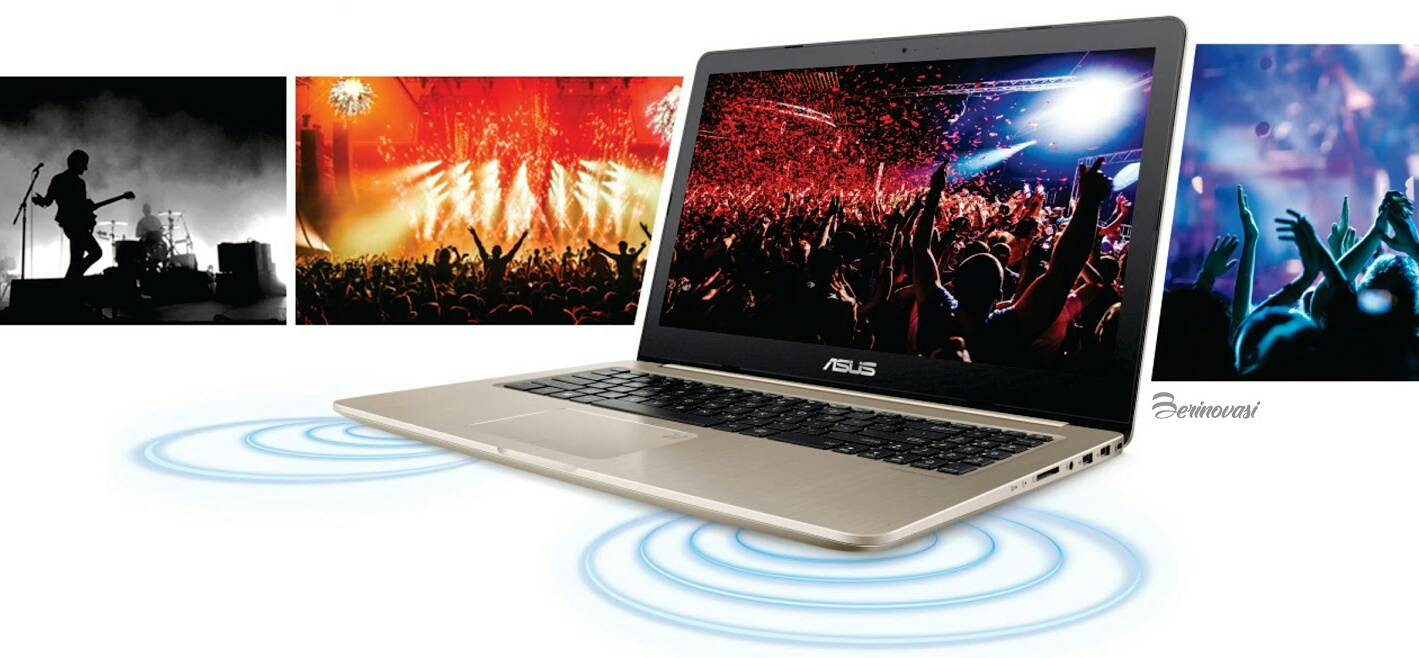 Optimasi audio ASUS Vivobook Pro 15 N580VD