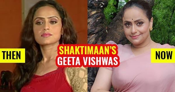 Shaktimaan actress Vaishnavi Mahant geeta vishwas 2020 photos