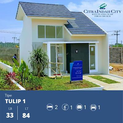 Rumah Tulip 33 84 Citra Indah City