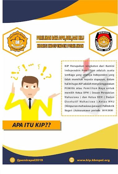 KIP (Komisi Independen Pemilihan) 2019