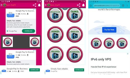 GCC Helper Android App