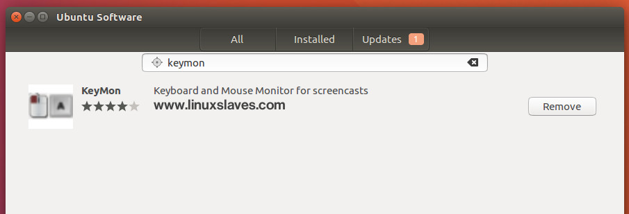 Show Live Pressed Keyboard And Mouse Status In Ubuntu Screen Linuxslaves