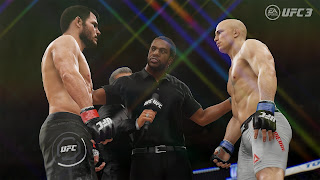 EA Sports UFC 3 HD Wallpaper