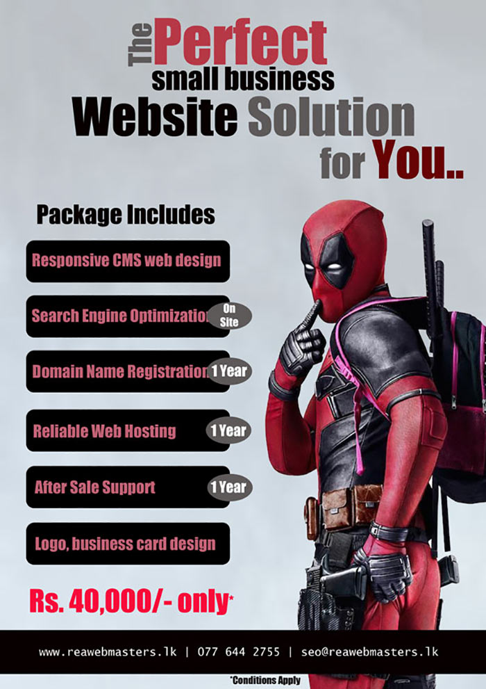 Rea Web Masters | Website for your business.