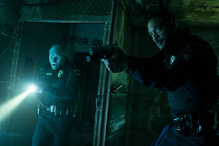 bright: trailer de la SDCC del titulo protagonizado por will smith y joel edgerton