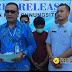 BNNK Gunungsitoli Tangkap Bandar Narkoba Dari Medan, 32 Gram Sabu Disita