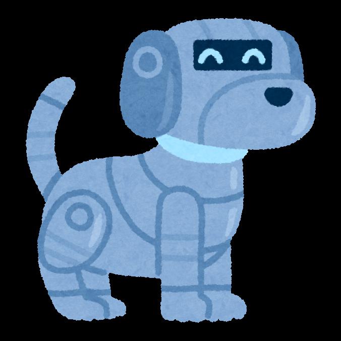 ロボット ペット