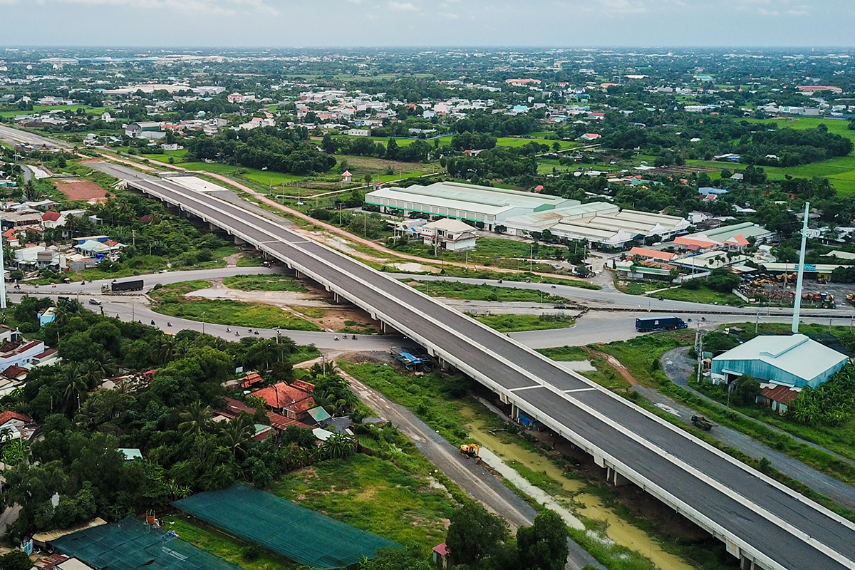 Nhà Bè quyết tâm lên quận vào năm 2025