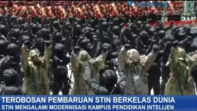 Pasukan Khusus BIN, Angkatan Perang Kelima?