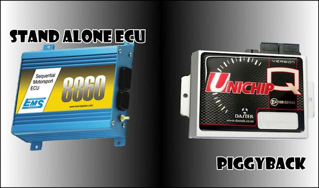 Perbedaan Stand Alone Ecu dan Piggyback otonao