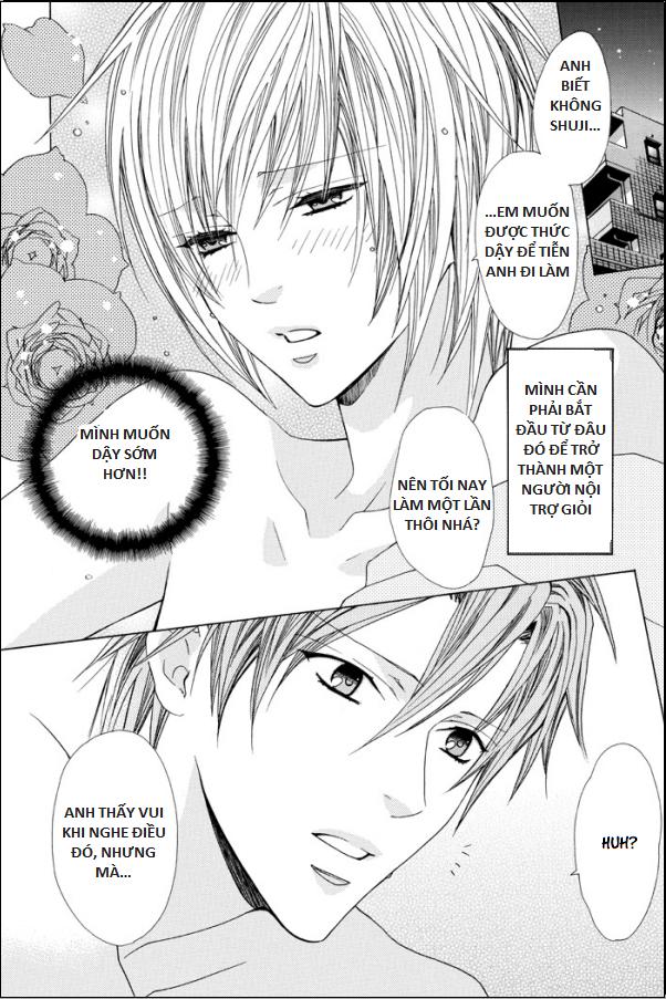 Trang 4 - (chap 2)TUẦN TRĂNG MẬT 18+ (- HARUKA MINAMI) - Truyện tranh Gay - Server HostedOnGoogleServerStaging